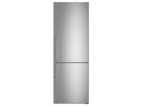 Холодильник Liebherr CNef 5715, нержавеющая сталь, вид 1