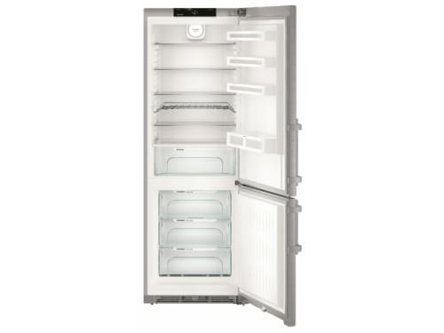 Холодильник Liebherr CNef 5715, нержавеющая сталь, вид 2
