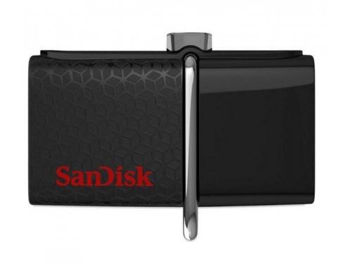 Usb-флешка SanDisk 64 Gb Ultra Dual SDDD2-064G-GAM46 черная, вид 1