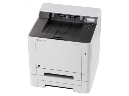 Принтер лазерный цветной Kyocera Eсosys P5026cdn (настольный), вид 4