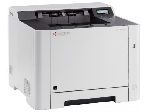 Принтер лазерный цветной Kyocera Ecosys P5026cdw (настольный), вид 2