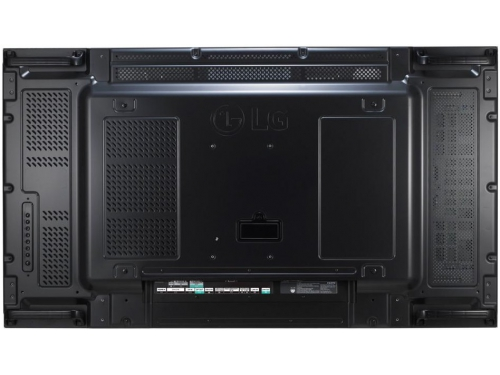 Информационная панель LG 55VH7B-H черный, вид 2