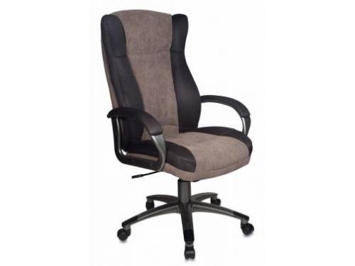 Компьютерное кресло Бюрократ CH-879DG/F-C кофе, вид 1