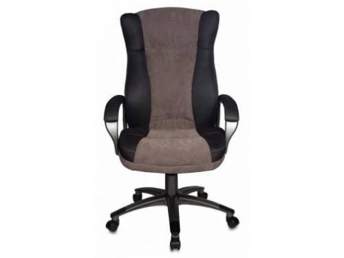 Компьютерное кресло Бюрократ CH-879DG/F-C кофе, вид 2