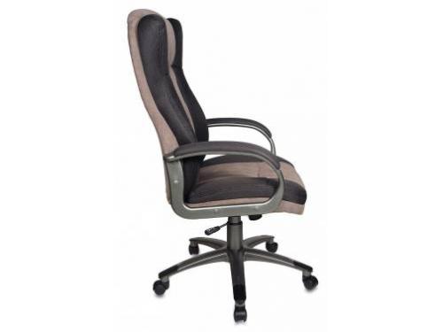 Компьютерное кресло Бюрократ CH-879DG/F-C кофе, вид 3