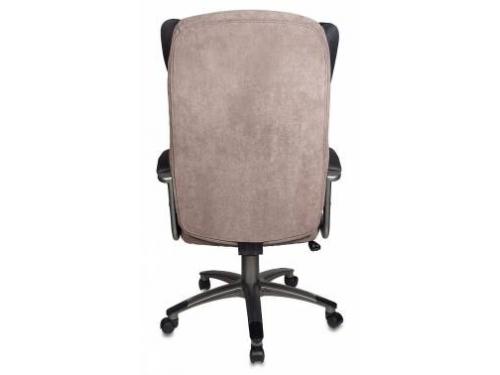 Компьютерное кресло Бюрократ CH-879DG/F-C кофе, вид 4