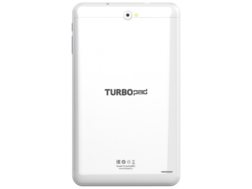 Планшет TurboPad 803 1/8 Gb, 3G, белый, вид 2
