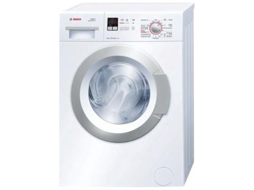 Стиральная машина Bosch WLG20160OE, узкая, белая