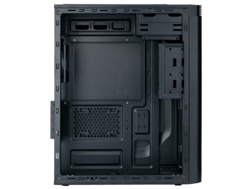 Корпус Zalman ZM-T5, чёрный (Mini-Tower, mATX/Mini-ITX, БП нет, 2x 3.5