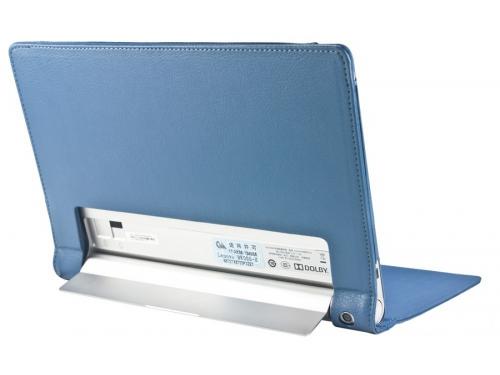 Чехол для планшета IT BAGGAGE для планшета LENOVO Yoga Tablet 2, 10.1'', искус.кожа, синий, вид 4