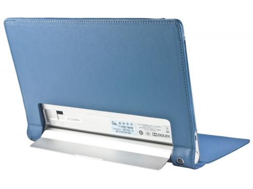 Чехол для планшета IT BAGGAGE для планшета LENOVO Yoga Tablet 10'' B8000/B8080 искус.кожа, синий, вид 3