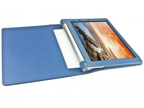 Чехол для планшета IT BAGGAGE для планшета LENOVO Yoga Tablet 10'' B8000/B8080 искус.кожа, синий, вид 5