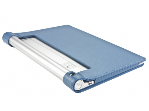 Чехол для планшета IT BAGGAGE для LENOVO Yoga Tablet 2 8'', искус.кожа, синий, вид 4