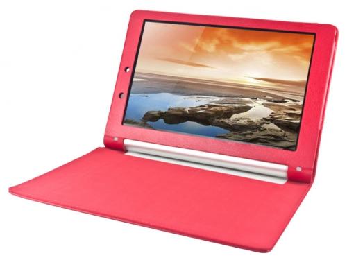 Чехол для планшета IT BAGGAGE для LENOVO Yoga Tablet 2 8'', искус.кожа, красный, вид 2