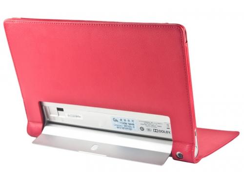 Чехол для планшета IT BAGGAGE для LENOVO Yoga Tablet 2 8'', искус.кожа, красный, вид 3