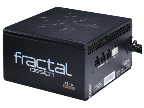 Блок питания Fractal Design Integra M (450 W, 120 mm, 80 Plus Bronze), вид 3