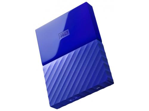 Жесткий диск Western Digital WDBUAX0040BBL-EEUE 4Тb, синий, вид 1
