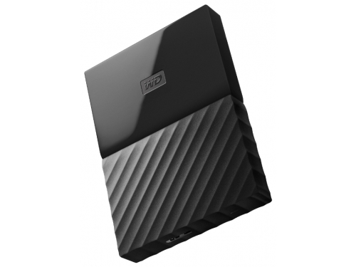 Жесткий диск Western Digital WDBUAX0030BBK-EEUE (3 Тб, 2.5'', внешний, USB 3.0), чёрный, вид 1