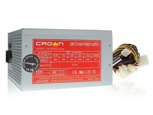 Блок питания Crown CM-PS450 office (450 Вт), вид 3