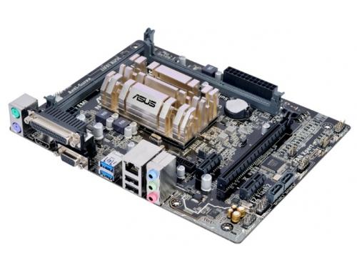 Материнская плата Asus N3150M-E (Intel Celeron N3150, 2xDIMM DDR3), вид 1