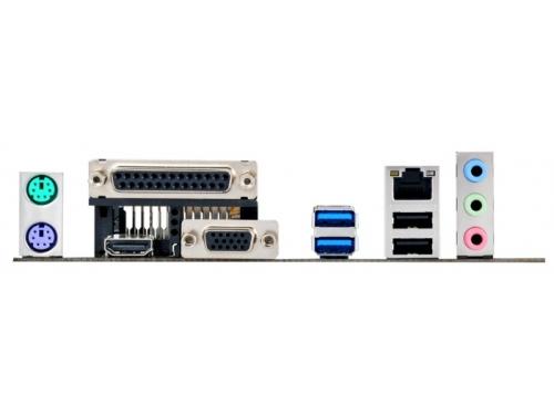 Материнская плата Asus N3150M-E (Intel Celeron N3150, 2xDIMM DDR3), вид 3