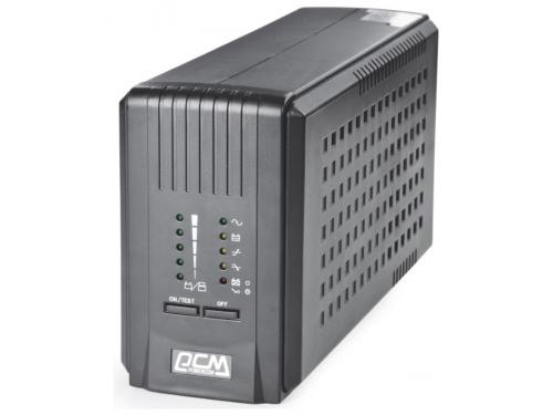 Источник бесперебойного питания Powercom Smart King Pro+ SPT-700 (700 ВА/490 Вт), черный, вид 2