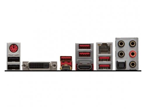 Материнская плата MSI H270 Gaming PRO Carbon (ATX, LGA1151, Intel H270, 4x DDR4), вид 5