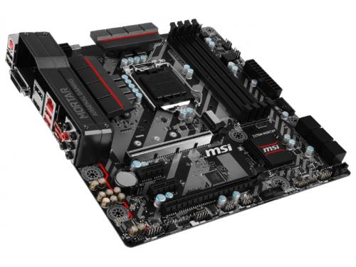 Материнская плата MSI Z270M Mortar (mATX, LGA1151, Intel Z270, 4x DDR4), вид 1
