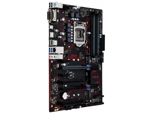 Материнская плата Asus Prime B250-Plus (Soc-1151,  DDR4, ATX, Sata3), вид 3