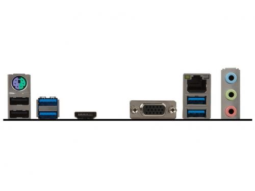 Материнская плата MSI B250M PRO-VH (mATX, LGA1151, Intel B250, 2xDDR4), вид 4