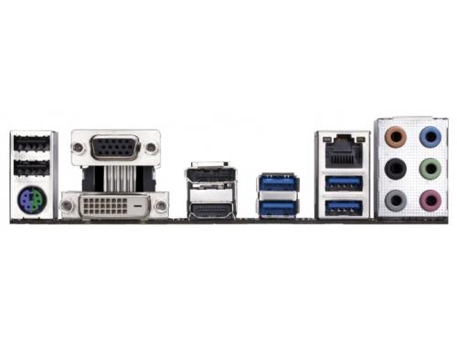 Материнская плата Gigabyte GA-B250M-D3H (rev. 1.0) (mATX, LGA1151, Intel B250, 4xDDR4), вид 3