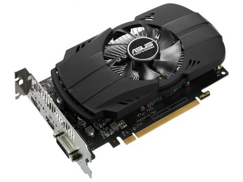 Видеокарта GeForce ASUS GeForce GTX 1050 1354Mhz PCI-E 3.0 2048Mb 7008Mhz 128 bit DVI HDMI HDCP Phoenix, вид 2