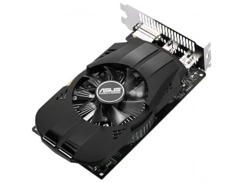 Видеокарта GeForce ASUS GeForce GTX 1050 1354Mhz PCI-E 3.0 2048Mb 7008Mhz 128 bit DVI HDMI HDCP Phoenix, вид 3
