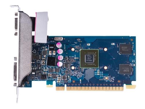 Видеокарта GeForce Inno3D GeForce GT 730 902Mhz PCI-E 2.0 1024Mb 5000Mhz 64 bit DVI HDMI HDCP, вид 1