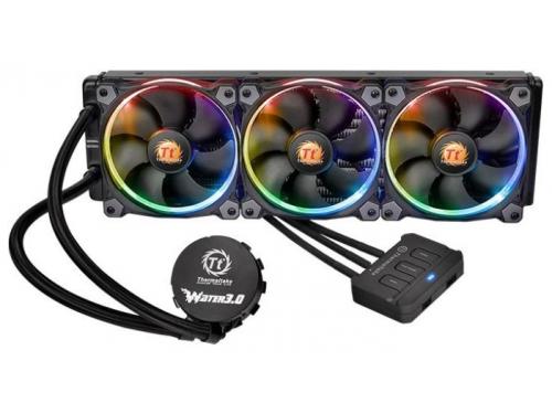Кулер Thermaltake Water 3.0 Riing RGB 360 (СВО для процессора), вид 1