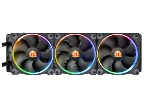 Кулер Thermaltake Water 3.0 Riing RGB 360 (СВО для процессора), вид 2