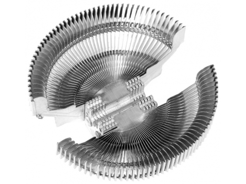 Кулер ID-Cooling DK-01, Soc115x/AMD 95W, вид 4