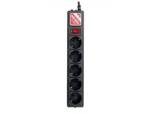Сетевой фильтр Powercube SPG-B-10 черный, вид 1