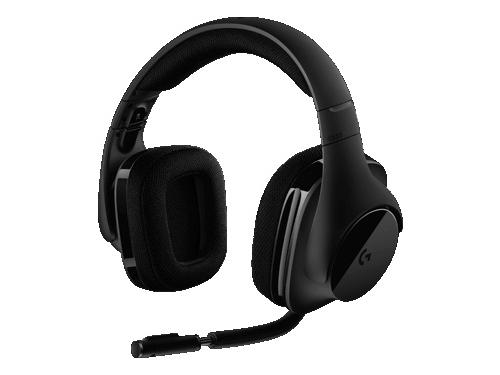 Гарнитура для ПК Logitech Gaming Headset G533, вид 2