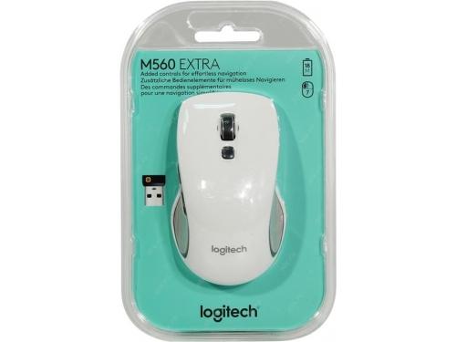 Мышь Logitech M560 Cordless (910-003913), вид 4