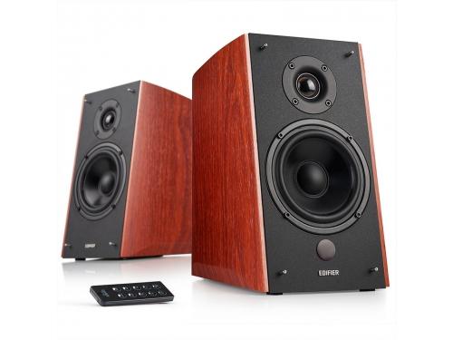 Компьютерная акустика Edifier Studio R2000DB, коричневая, вид 1