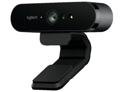 Web-камера Logitech Brio (встроенный микрофон), вид 2