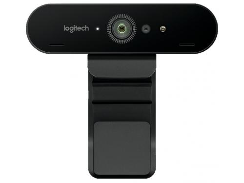 Web-камера Logitech Brio (встроенный микрофон), вид 3