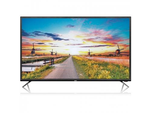 телевизор BBK 55LEX-5027/FT2C/RU MB, черный, вид 1