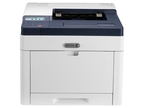 Лазерный цветной принтер Xerox Phaser 6510DN (настольный), вид 1