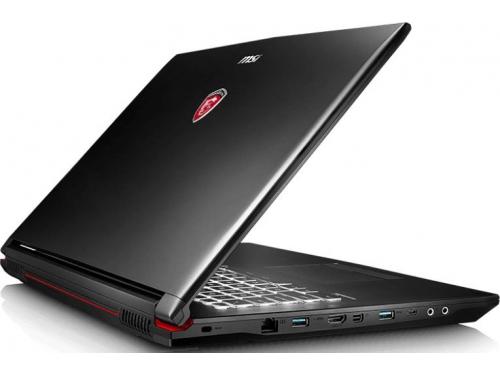 Ноутбук MSI GP72 7QF-899RU Leopard Pro , вид 3