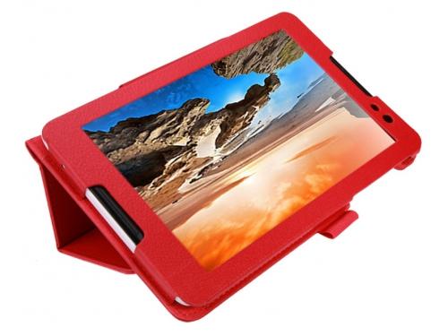 Чехол для планшета IT BAGGAGE для LENOVO Idea Tab A8-50 (A5500) 8'', искус.кожа, красный, вид 7