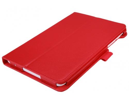 Чехол для планшета IT BAGGAGE для LENOVO Idea Tab A8-50 (A5500) 8'', искус.кожа, красный, вид 2