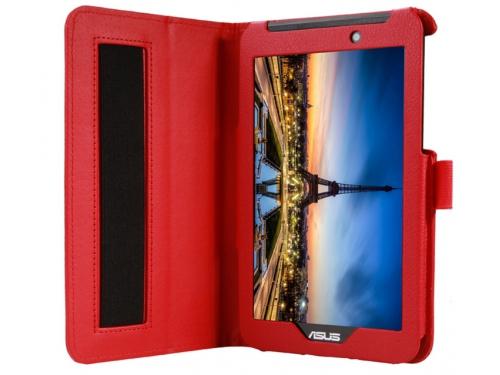 Чехол для планшета IT BAGGAGE для ASUS Fonepad 7 FE170CG/ME170С, искус.кожа, красный, вид 1