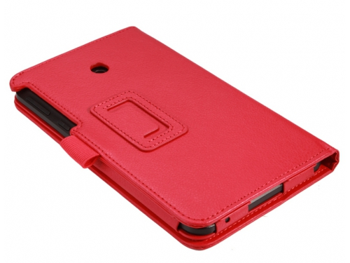 Чехол для планшета IT BAGGAGE для ASUS Fonepad 7 FE170CG/ME170С, искус.кожа, красный, вид 5